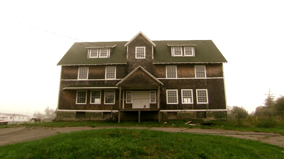 "Original site of the Nova Scotia Home for Colored Children. Also referred to as the ""Old Home."""