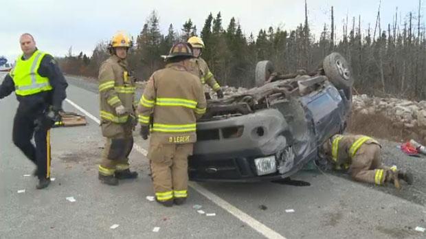 Hubley crash