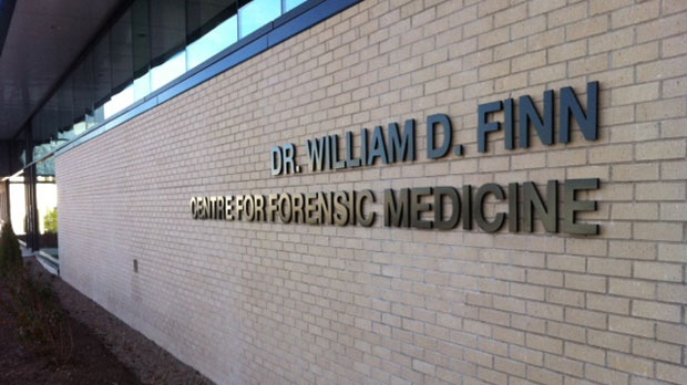 The Dr. William D. Finn Centre for Forensic Medicine is named for Canada's first medical examiner.