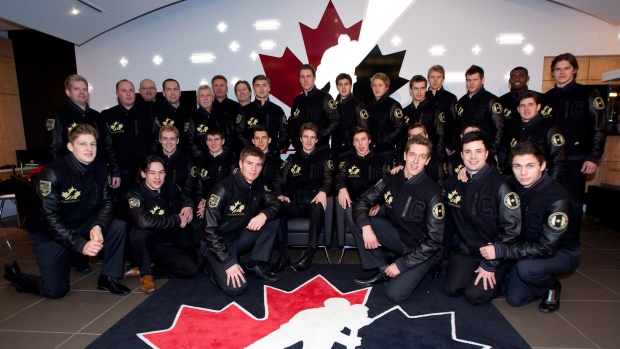 Canada's world juniors team lineup announced