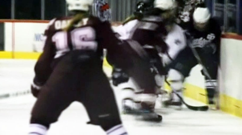 Seventeen senior members of the women's hockey team at Dalhousie University were suspended Jan. 3 after an internal investigation of an alleged hazing incident last September.