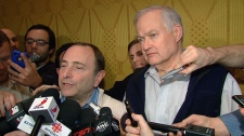 NHL lockout ends with deal
