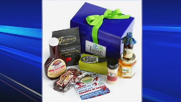 Nearly $5,000 was shelled out for 26 Taste of Nova Scotia crates when the annual premiers' conference was held in Halifax in July, 2012.