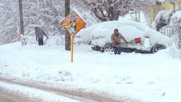 Snow U.S. Virginia