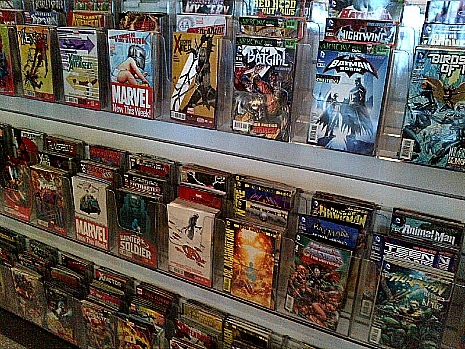 Free Comic Book Day is Saturday, May 4th