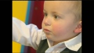 CTV Atlantic: N.S. toddler battling rare form of brain cancer