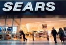 Sears at the Eaton Centre in Toronto opens its doors for business on Tuesday, Oct. 29, 2013. (Frank Gunn/The Canadian Press)
