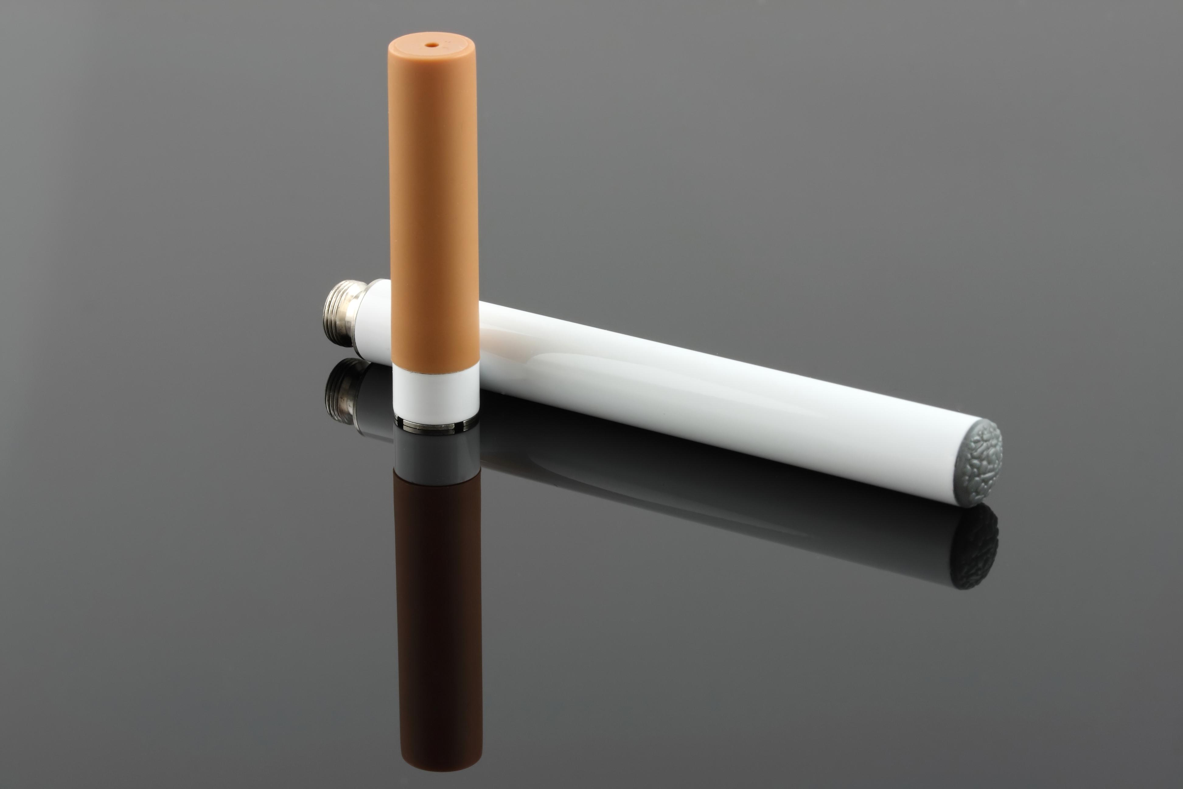 How to make an e cigarette into a vaporizer