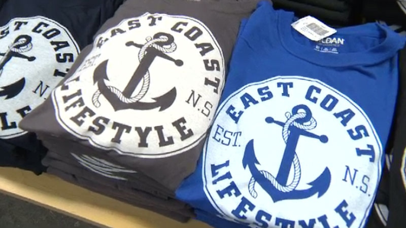 East coast clothing stores