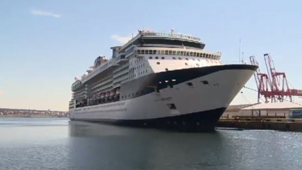 Number Of Cruise Ship Visits Grows In Halifax Port