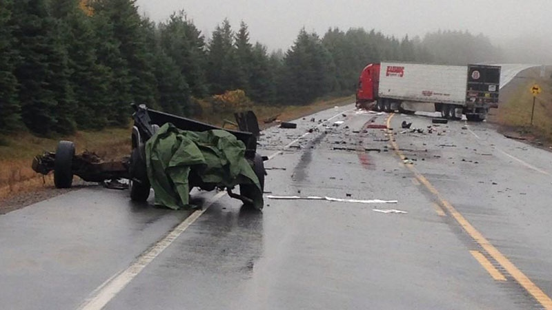 Car Accident Halifax