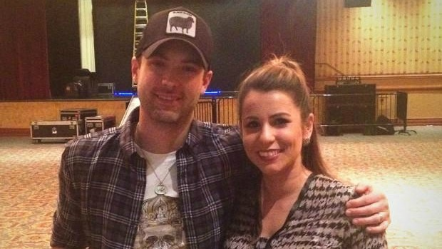 Ana Almeida catches up with Canadian country singer Dallas Smith.