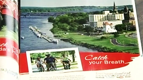 tourism fredericton, princess margaret bridge