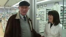 Quick-thinking pharmacist saves man's life