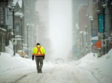 Halifax winter