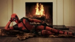 Ryan Reynolds is shown as the Marvel Comics character Deadpool in this image posted on Twitter March 27, 2015. (Ryan Reynolds / Twitter)