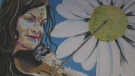 Beloved Maritime musician Fleur Mainville lost her battle with cancer in January, at the age of 37. Now, one of her many friends has commissioned a painting in hopes of helping her family.