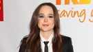 Actress Ellen Page attends the TrevorLIVE Benefit at the Marriott Marquis in New York on Monday, June 16, 2014. (Greg Allen / Invision)