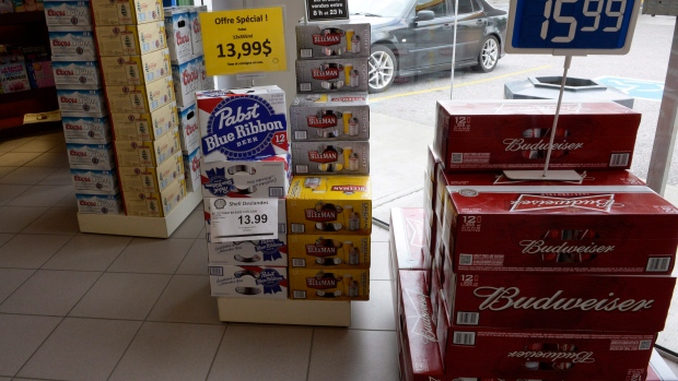 The Conservative critic for interprovincial trade is calling on the Liberals to test whether provincial limits on cross-border alcohol sales are constitutional.