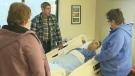 CTV Atlantic: Dying wish: Conrad thanks supporters
