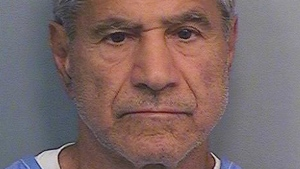 Sirhan Sirhan is seen on Tuesday, Feb. 9, 2016. For nearly 50 years, Sirhan has been consistent: He says he doesn't remember fatally shooting Sen. Robert F. Kennedy in a crowded kitchen pantry of the Ambassador Hotel in Los Angeles. (California Department of Corrections and Rehabilitation)