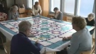 A group of Cape Breton quilters is working to honour veterans, past and present, with a special tribute for their service.