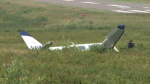 An air ambulance flight was returning to Grand Manan from Saint John on Aug. 16, 2014 when it crashed at about 5 a.m. during a second landing attempt.