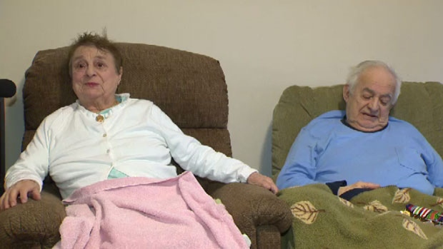 Harold, 92, and Virginia Cameron, 90, are facing the possibility of not spending their final years together.