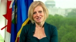 CTV QP: 'Delivering the message:' Notley in U.S.