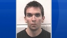Police say 29-year-old Gavin Sean Griffiths is a repeat sex offender who is being monitored by the Ottawa Centre for Probation and Parole. (Nova Scotia RCMP)