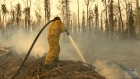 CTV Atlantic: Wildfire continues to spread