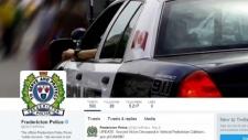 Fredericton Police Social Media