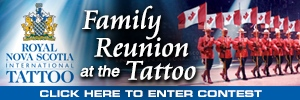 Nova Scotia Tattoo Family Reunion Contest
