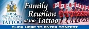 Nova Scotia Tattoo Family Reunion Contest
