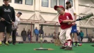 Challenger Baseball is a national program that gives children with intellectual and physical disabilities a chance to play on a baseball team.