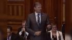 New Brunswick Justice Minister Stephen Horsman.