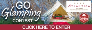 Go Glamping Contest