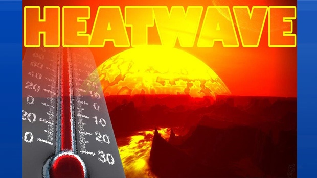 A warm spell is not always a heat wave and the definition varies from region to region...