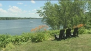 Much of the Fredericton area has been under an extreme heat warning over the past week.