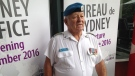 Ron Clarke says he feels as if veterans have won both the war and the battle with the reopening of the Veterans Affairs office in Sydney.