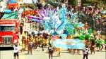 Caribbean Carnival parade in Toronto
