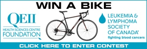 Ride For Cancer Contest button