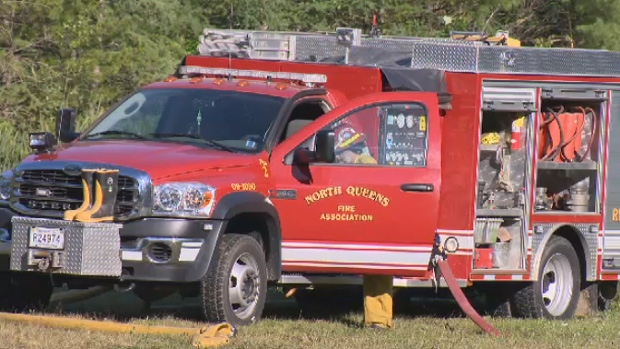 New Brunswick firefighters headed to Nova Scotia to help with wildfire
