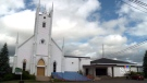 A historic wing of the Petitcodiac Baptist Church will be torn down over the next several days.
