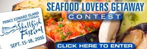 Seafood Lovers Getaway button