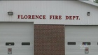 The community of Florence, N.S., is standing with their volunteer fire department after two of their own were charged with arson.