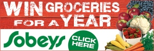 #Sobeys Loves Local Contest button