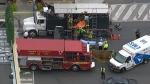 Tar incident in Toronto