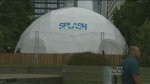 CTV Atlantic: New splash dome opens in Halifax