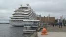 Cruise Ships Halifax